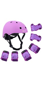 Purpol Kids Bike Helmet