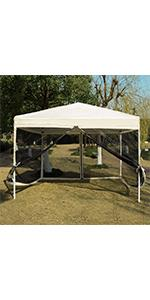 Oxford Outdoor Easy Pop Up Canopy