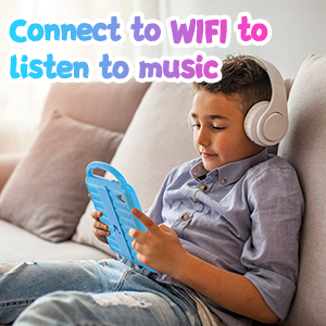 connect to WIFT tablet