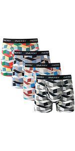 mesh boxer shorts microfibre