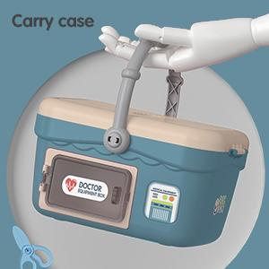 Medical Kit for Toddlers Pretend Play Set for Kids