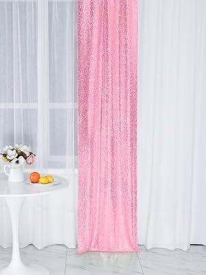 sequin backdrop curtain