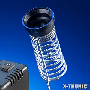 X-Tronic 3020 - Spring Steel Soldering Iron Holder