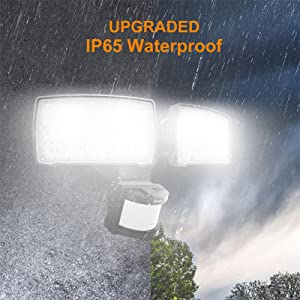 motion sensor lights,security light with motion sensor,flood light outdoor motion sensor