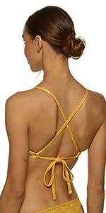 Women's Vent Swimwear Top /Helen