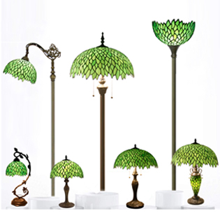 Tiffany Lamp S523 Series