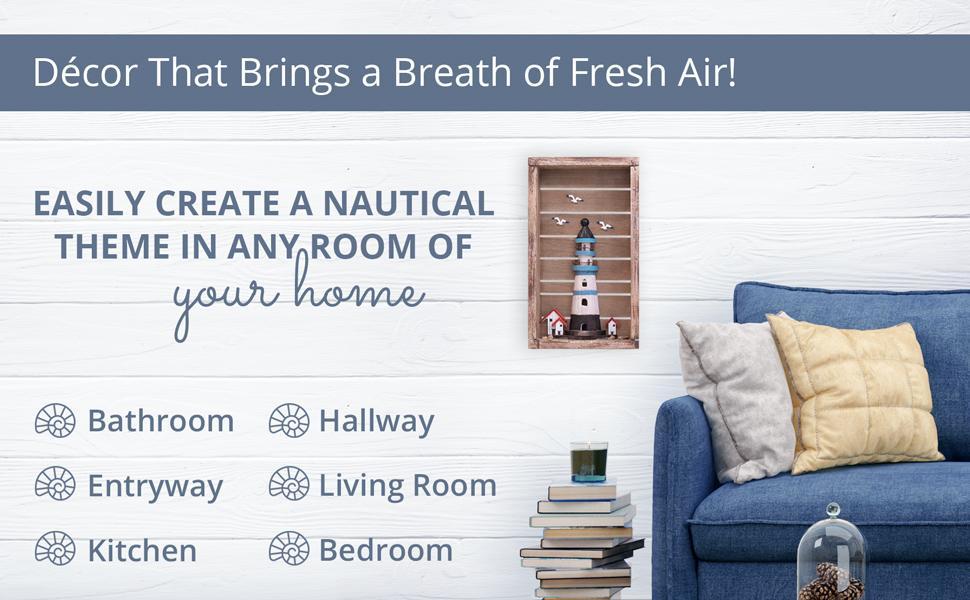 lighthouse wall decor beach decor for home bech wooden lighthouse decor nautical decor lighthouse