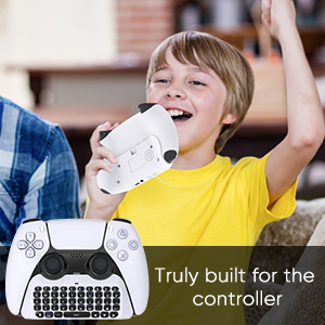 truly built for the controller