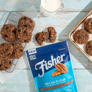 Pecan Oatmeal Raisin Cookies