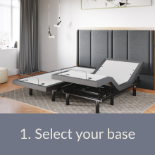 select your base