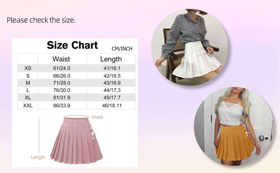 cute mini skirts