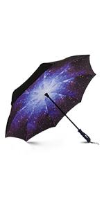 Repel Reverse Umbrella Starry Night
