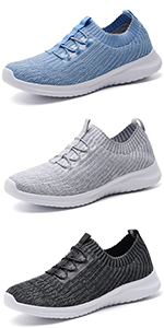 Women athletic walking shoes