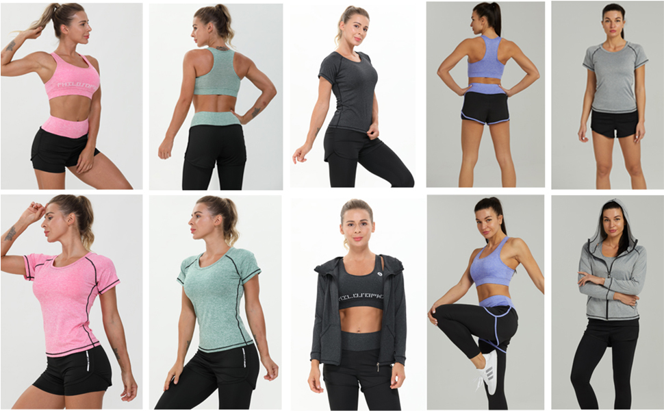 exercise outfits for women