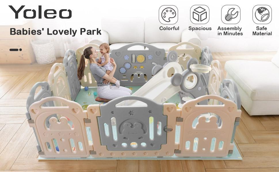 Yoleo Baby Park