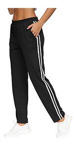 women running pants