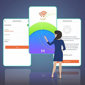 WiFi Management Mobile App