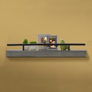 melannco rail shelvesMelannco chunky shelves