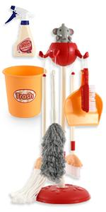 kids cleaning set tools