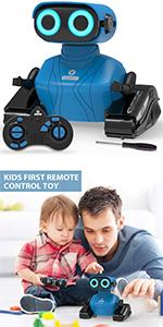 RC Robot Kids Toy