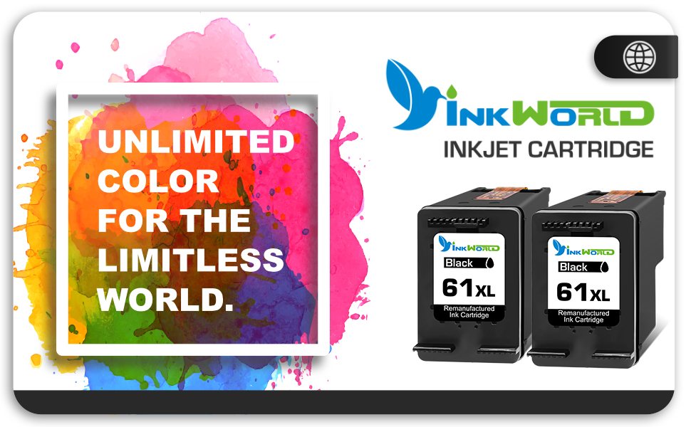 InkWorld Ink Cartridge