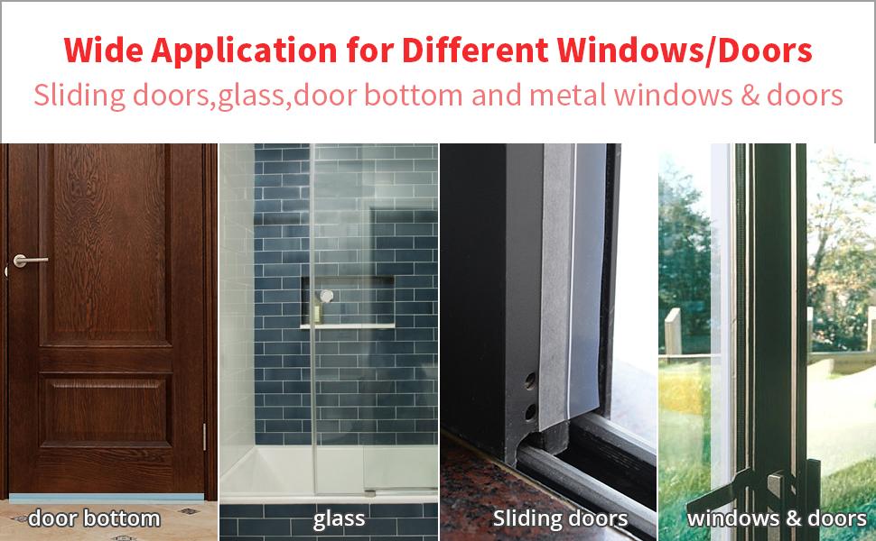 door seal  Windows
