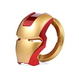 iron man start stop button cover