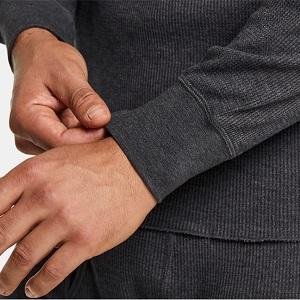 Ribbed Cuffs