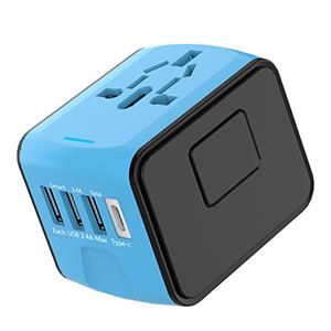 Universal International Power Adapter