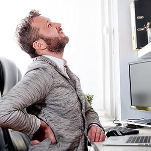 Back Brace Belt for Men Lower Back