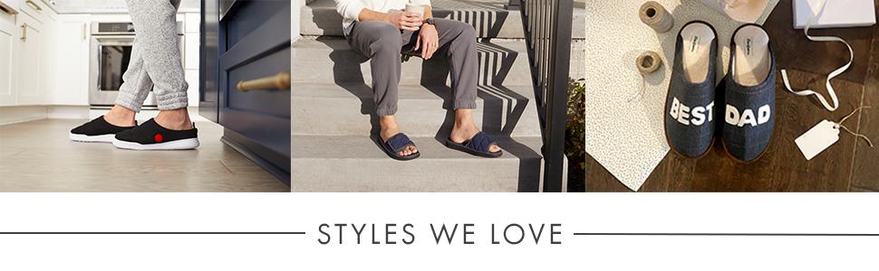Men's Styles we Love Grid