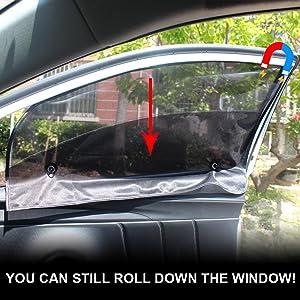 car window shade