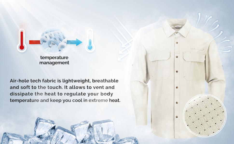 cooling shirts for men