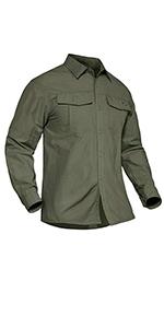 Lightweight Button Shirts