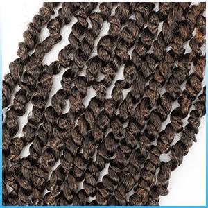 handmade passion twist crochet hair twisted braiding hair