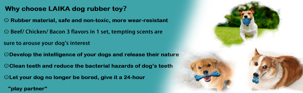 aggressive chewers dog toys for large dogs