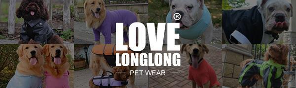 lovelonglong pet wear