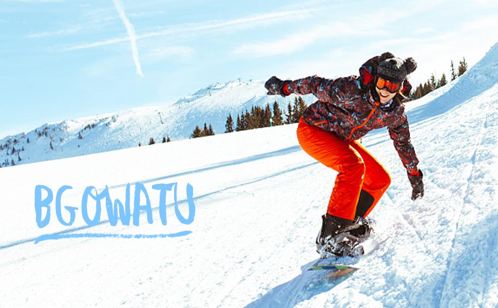 Women's Ski Snow Pants