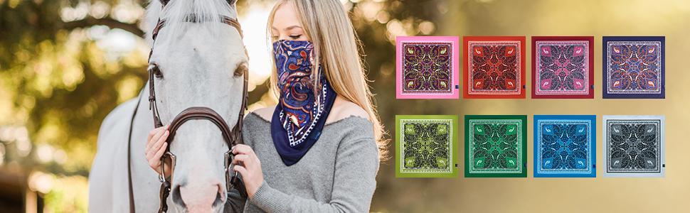 bandana for men women