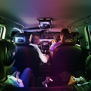 Auxbeam Car LED Strip Lights RGB Bluetooth