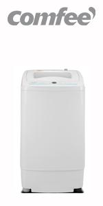COMFEE' 0.9 Cu.ft Portable Washing Machine