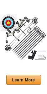 20-70lbs Archery Set