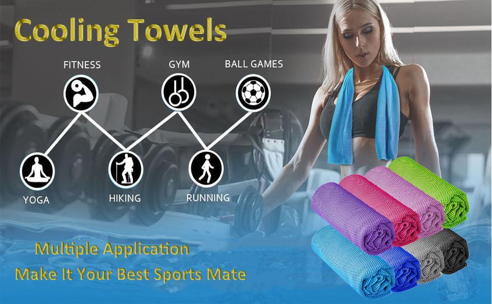 YQXCC Cooling Towels