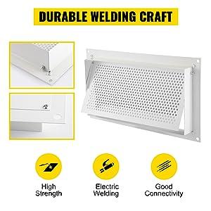 foundation vent covers exterior
