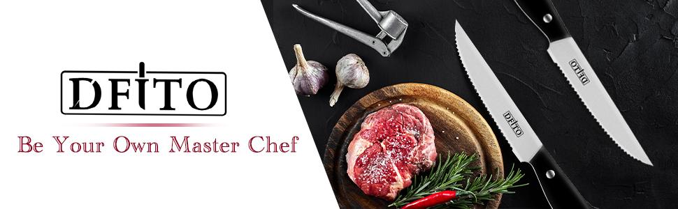 Gift Sets: Steak Knife Sets