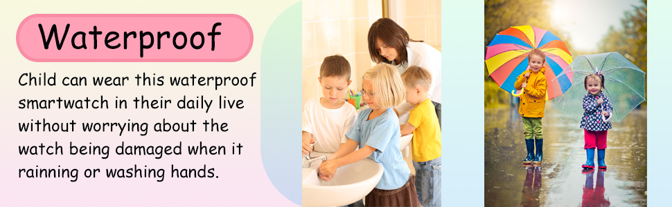 kids smart watch gps