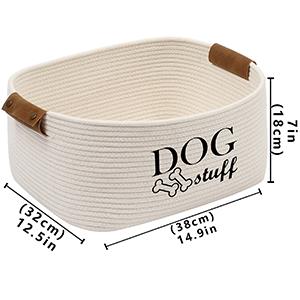 personalised dog toy box storage
