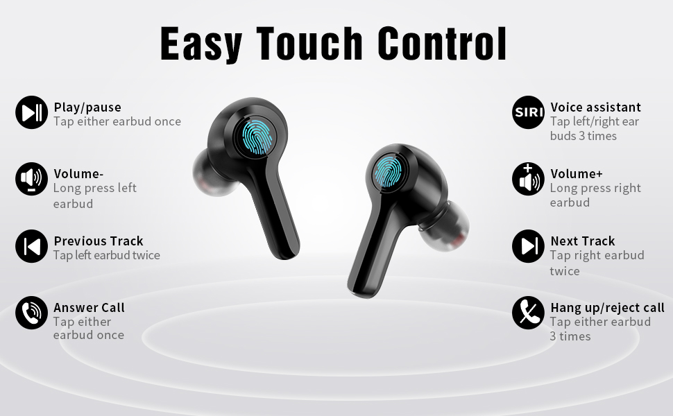 Easy Touch Control