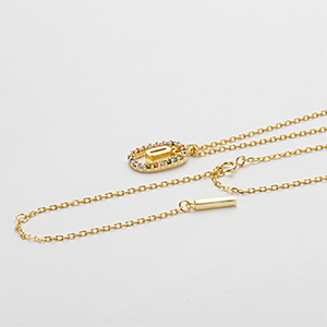 Letter Necklaces for women