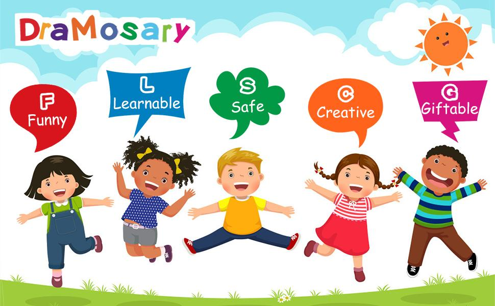 Get More Fun from DraMosary